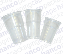 Crystal Cups & Lids