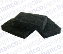 Heavy Duty Black Pot Scourer