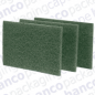 Green Thinline Pot Scourer