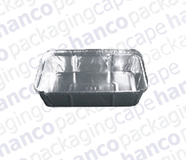 4413 - Double Portion Freezer Container