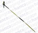 Black Bamboo Twisted Ribbon Stick