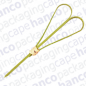 Looped Heart Bamboo Skewer