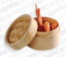Mini Bamboo Steamer