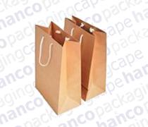 Rope Handle Carrier Bags